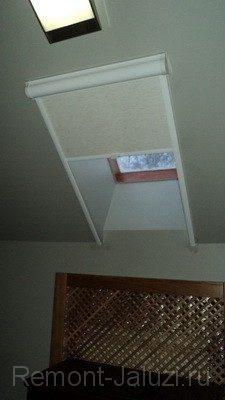 42 - Рулонные шторы с пружиной