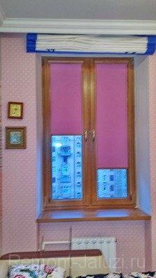Ремонт штор на пластиковые окна