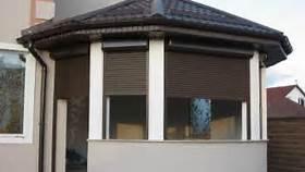 Ремонт рольставен на дверях